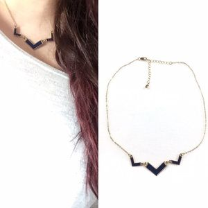 Jewelry - Necklace | Arrow Enamel Minimalist Necklace